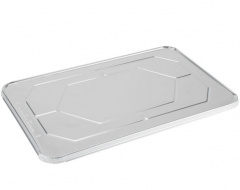 BWHB5332L | Full Size Aluminum Foil Steam Table Container Lid