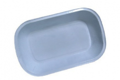 BWHB7501 | Airline Disposable Aluminum Foil Meal Container