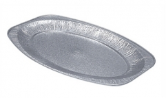 BWHB0026 | Oval Aluminum Foil Roast Serving Pan Fish Pan