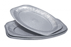 BWHB0027 | Medium Size Household Aluminum Foil Fish Pan
