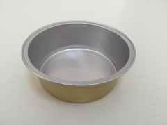 BWATW150A | Round Colored Aluminum Foil Smooth Wall Container