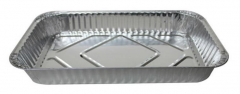 BWSP13022 | Kosher Food Grade Aluminum Foil Oblong Pan