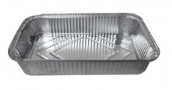 BWSP10012 | Hot Sell Aluminum Foil Container for Disposable Packaging
