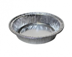 BWSP14602 | Aluminum Foil Disposable Cheese Cake Baking Container