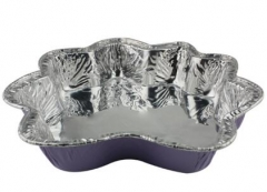 BWSC15015 | China Shaped Disposable Aluminum Foil Cake Mold