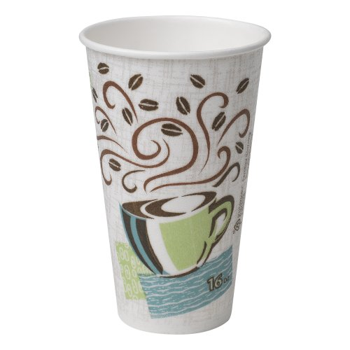 16oz Single Wall Disposable Paper Cup