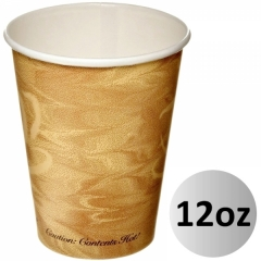 Hot Sell 12oz Disposable Paper Cup