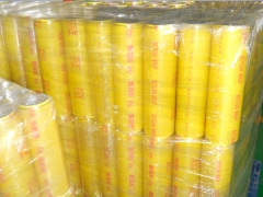 76mm Inner Core PVC Cling Wrap for Super market