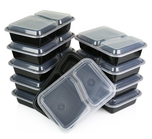 Disposable PP Container for Food Takeaway Packaging
