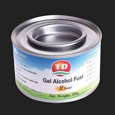 2h Methanol Gel Alcohol Fuels
