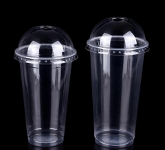 24oz PET Plastic Cup